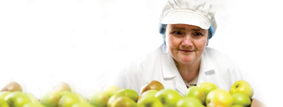 Apples from our Irish Food Wholesaler